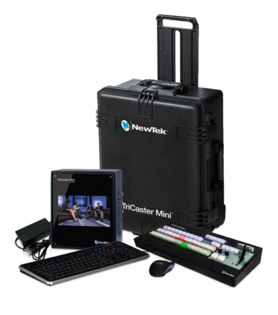 NewTek TriCaster Mini HDMI bundle
